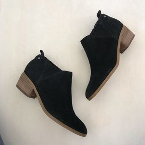Marc Fisher Wilde Suede Booties